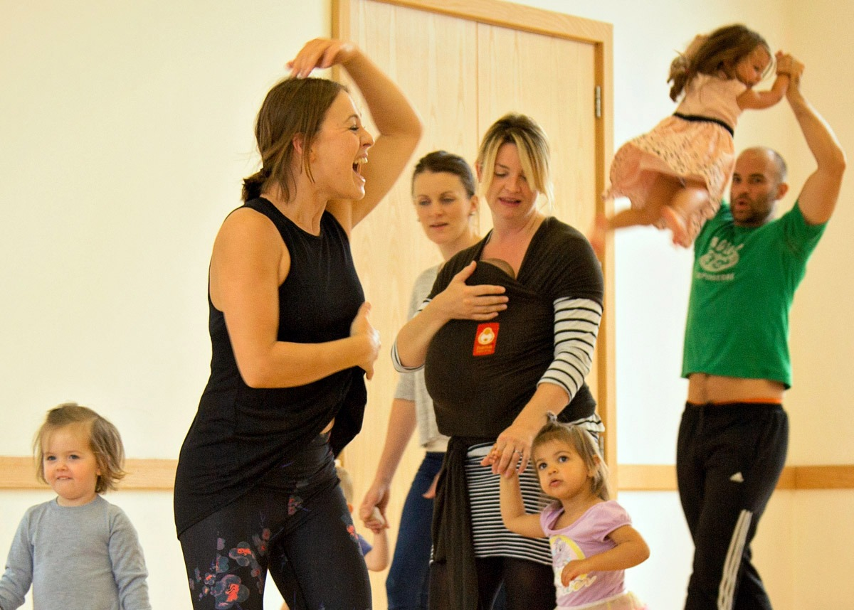 Little Steps Reigate Toddler Class