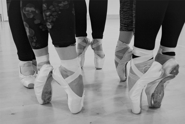 Adult Ballet - our Reigate class join us each Tuesday and Friday