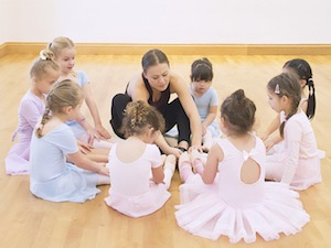 Cobham Ballet Circle Star Steppers